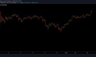 価格が$ 20000を超えると、ビットコインは別の主要なレベルを破ります!