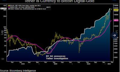 「市場は準備通貨としてビットコインとデジタルドルを望んでいます」