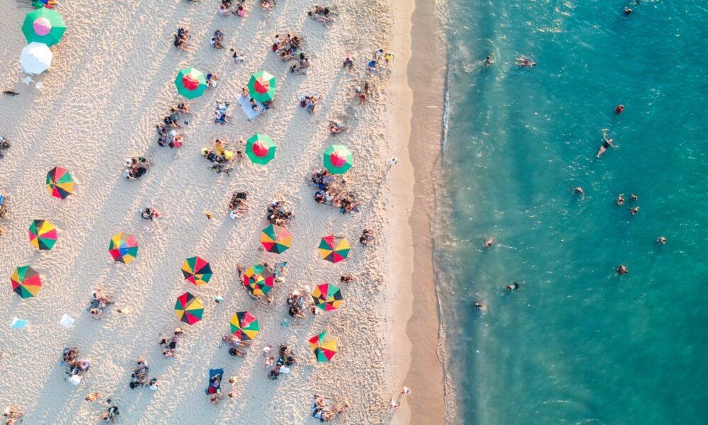 エルサルバドールの後、ブラジルには独自のビットコインビーチがあります